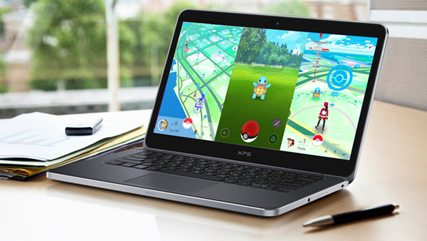 pokemon go sur pc