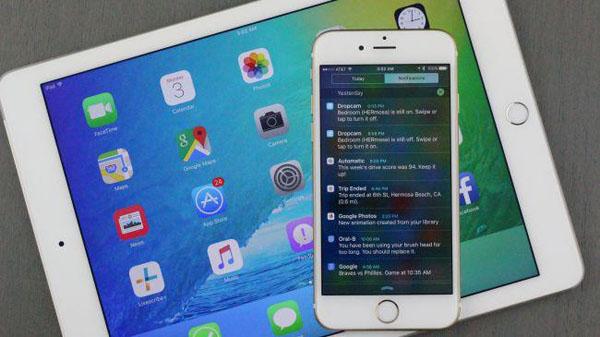 Le problème des applications sur iOS 12