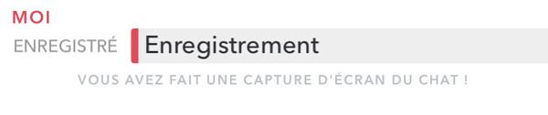 Le nouveau Snapchat