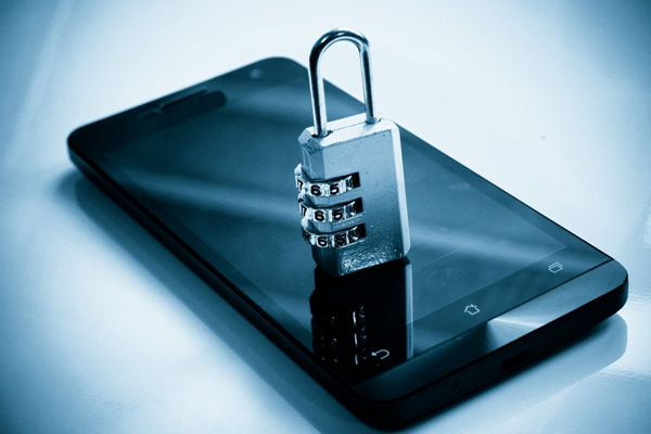 smartphone securite