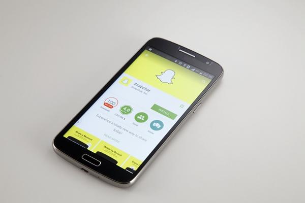 supprimer mon compte Snapchat