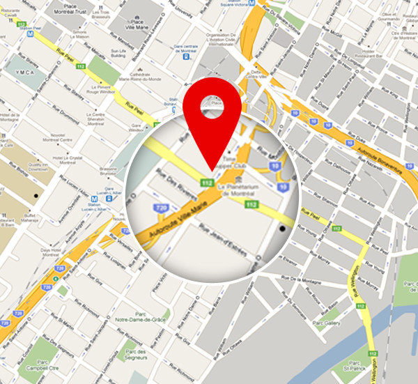 truc google maps