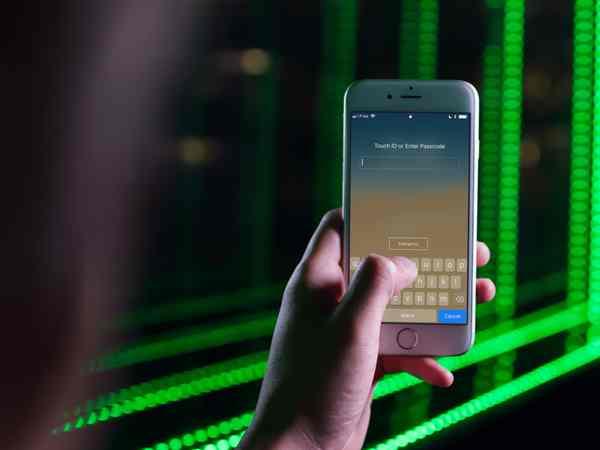 utiliser un code d'accès plus fort sur iPhone ou iPad