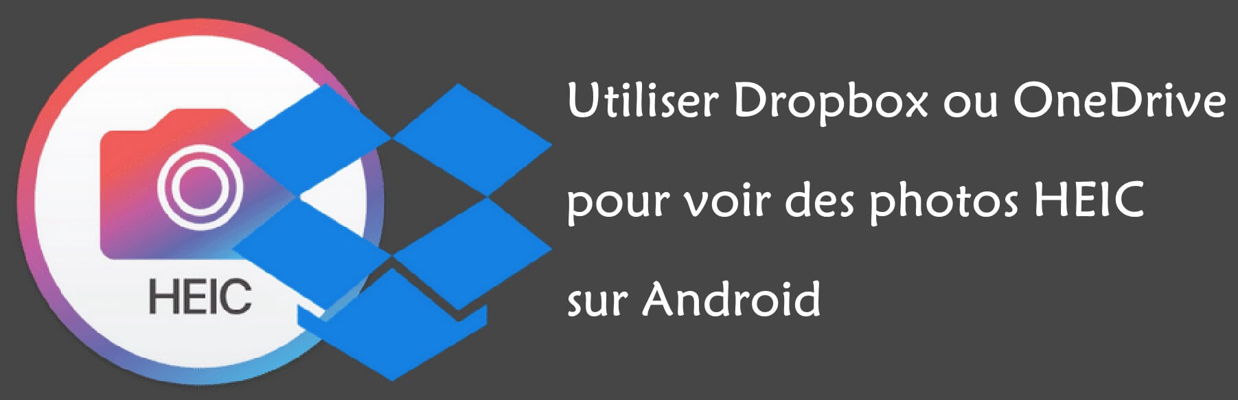 ouvrir des photos HEIC sur Android