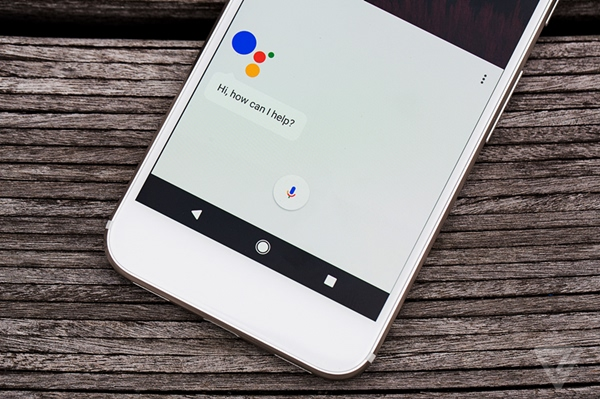 utiliser google assistant android