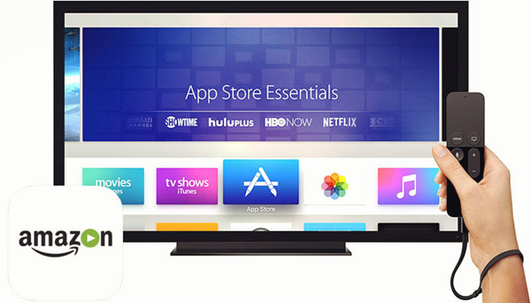 video amazon apple tv
