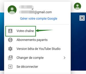 supprimer une vidéo YouTube sur un ordinateur