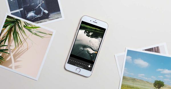 vsco filtre photo iphone