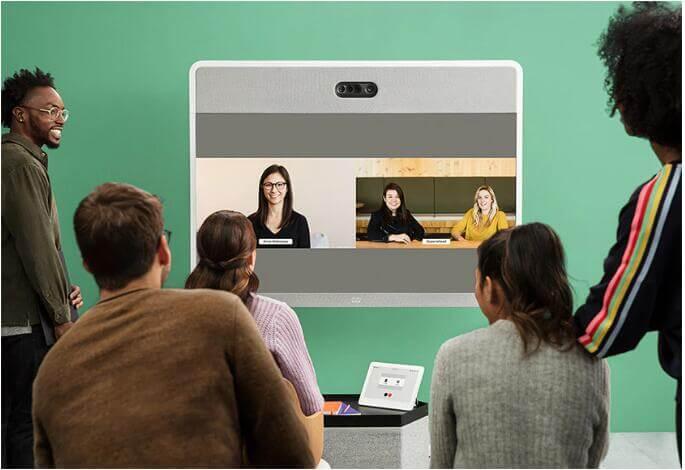 enregistrement audio-vidéo d'une réunion WebEx