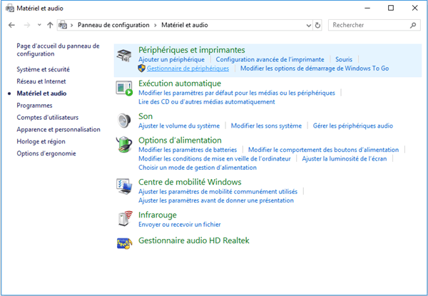 windows 10 mettre a jour manuellement