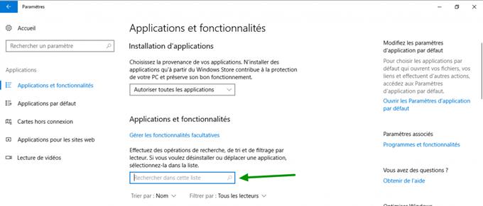 réinitialiser l'application Xbox