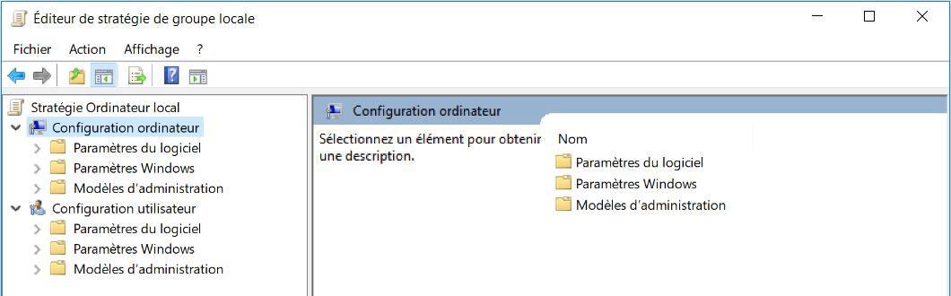 désactiver le service Windows Update