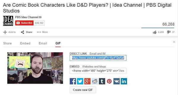 youtube en gif