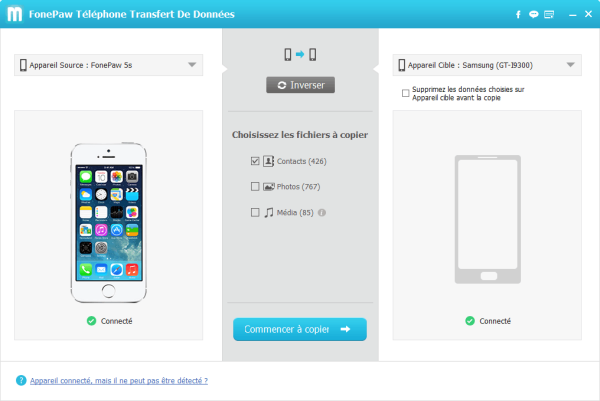 Comment Transf 233 Rer Contacts Android Vers Iphone
