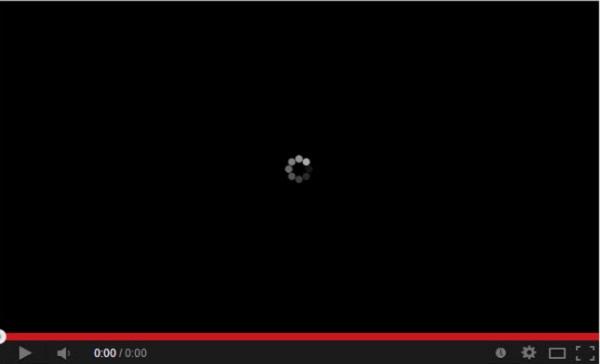 youtube ne commence pas